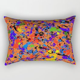 Abstract #912 Rectangular Pillow