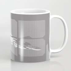 ROCKIT (White on Grey) Mug