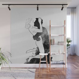 L'amour. Wall Mural