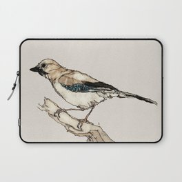 Eurasian Jay | [Garrulus glandarius] Laptop Sleeve