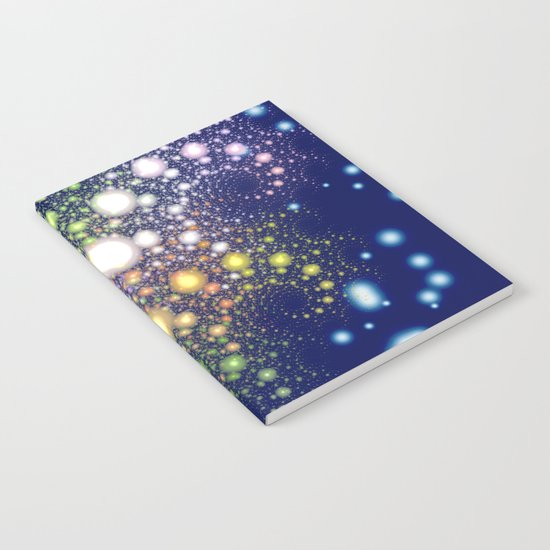 Space Pearls Notebook