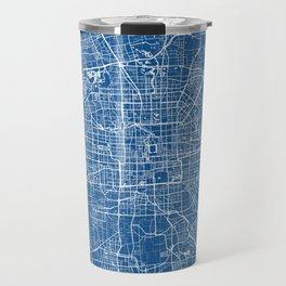 Beijing City Map of China - Blueprint Travel Mug