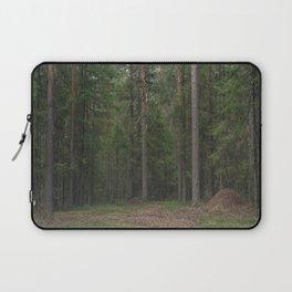 Taiga forest Laptop Sleeve
