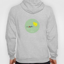 The Chick and the Jewel Hoody