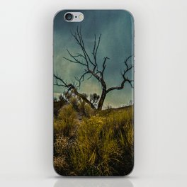 salvaje oeste iPhone Skin