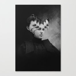 Sighted (2016) Canvas Print
