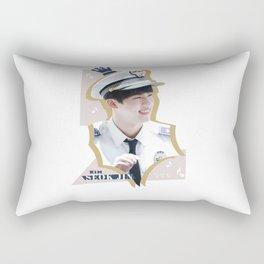 BTS - KIM SEOK JIN Rectangular Pillow