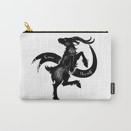 Dancing Goat Carry-All Pouch