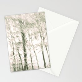 Windy Woods Stationery Cards