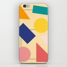 No. 3 iPhone Skin