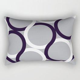 Linked Two Rectangular Pillow
