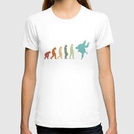 Judo Judoka Taekwondo Ju-Jutsu Karate Kung-Fu Judo  T-shirt