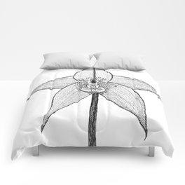 Black Orchid Comforters
