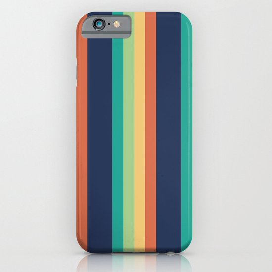 Happy Stripes iPhone & iPod Case