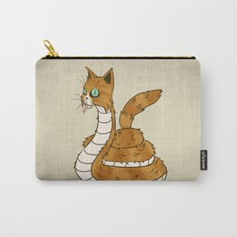 Cat Snake Carry-All Pouch