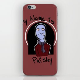 Pasiley iPhone Skin