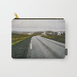 Road to North Cape Carry-All Pouch