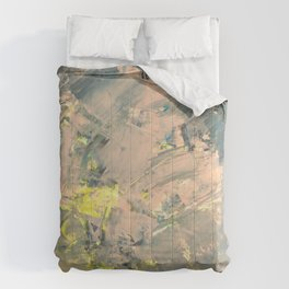 Smudged Comforters