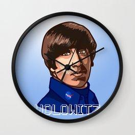 The big bang theority Wolowitz Wall Clock