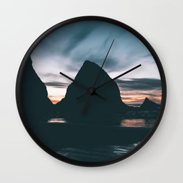 New Year Wall Clock