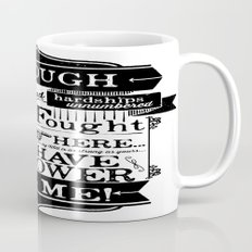 Labyrinth Quote You Have No Power Over Me Mug
