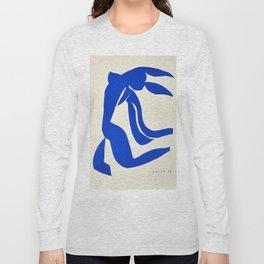 Blue Nude Dancing - Henri Matisse Long Sleeve T-shirt
