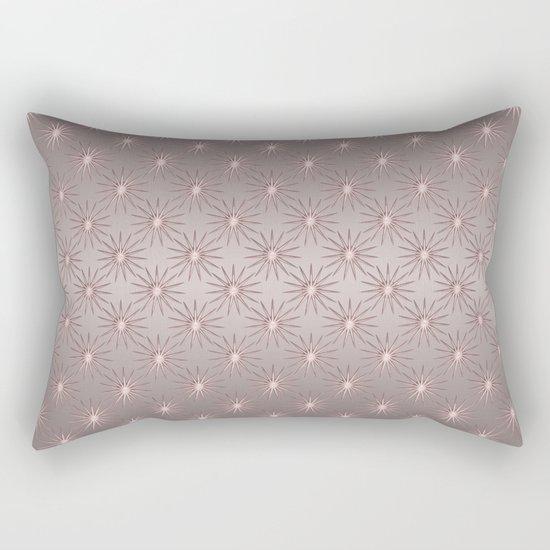 elegant Star shine soft pink Rectangular Pillow