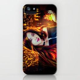 Fire iPhone Case