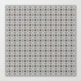 Fragment collection : Frozen  Canvas Print