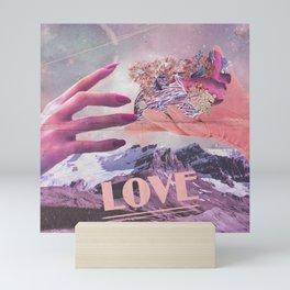 inlove Mini Art Print