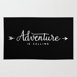 Adventure is calling #2 Rug
