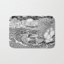 Desert Springs Bath Mat