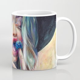 BLACK HOLE IN THE MILKY WAY Coffee Mug