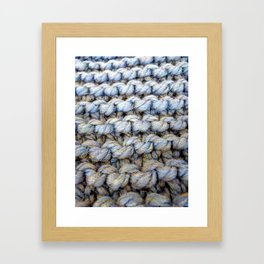 Wool 1 Framed Art Print