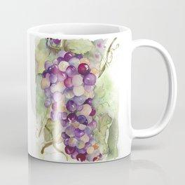 Wine Grapes 2 Coffee Mug
