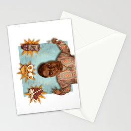 Breakfast of Champtions Stationery Cards