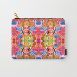 INTERNET INDIAN GODDESS Carry-All Pouch