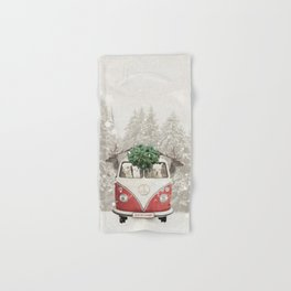 NEVER STOP EXPLORING - X-MAS Hand & Bath Towel