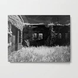 Infrared, Lowell Metal Print