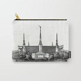 Las Vegas Nevada Temple Carry-All Pouch