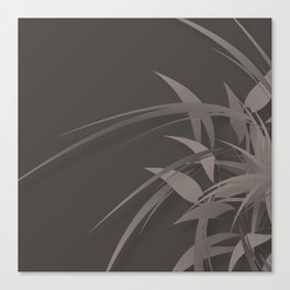 Sprite (Steel) Canvas Print