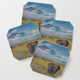 Elephant Savanna Coaster
