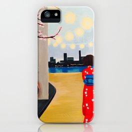 Heiwa - Japanese for Peace iPhone Case