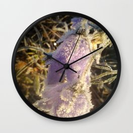 BluBell Wall Clock