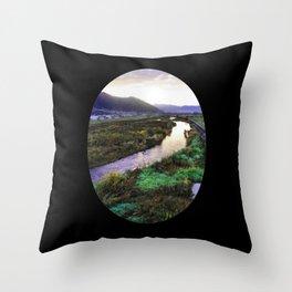 A Way Home Throw Pillow