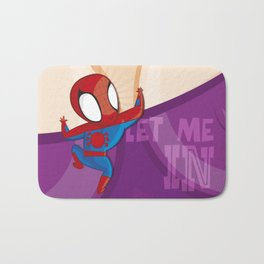 Spiderbody Bath Mat