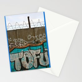 I love tofu Stationery Cards
