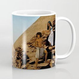 Building the Sphinx Coffee Mug