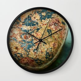 Peace of Stones - The Peace Collection Wall Clock
