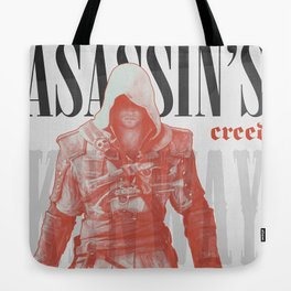 Assassin's Creed Tote Bag